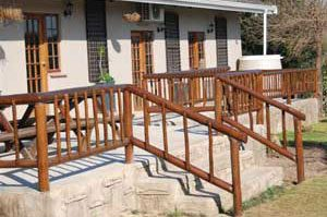 Railings Wooden Furniture